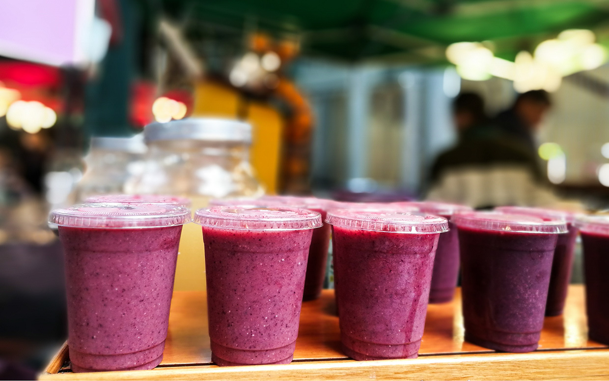 blueberry-smoothies